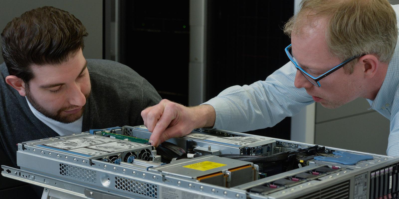 IT-Karriere bei Tönnies